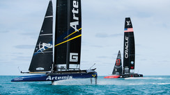 America's Cup, on y est !