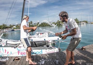 L'Atlantique en 11 jours… et en cata de sport