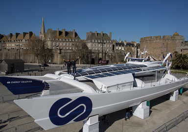 Energy Observer, le premier bateau à hydrogène