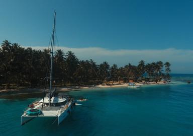 L'Eclectik : archipel des San Blas