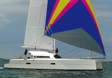 Solutions d'avenir : Le catamaran, chasseur d'innovations !