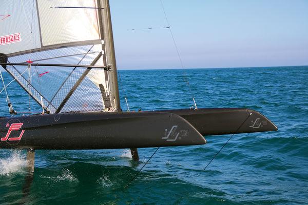 Ifly 15 Voler En Solo C Est Facile Catamaran De Sport Multicoques Magazine
