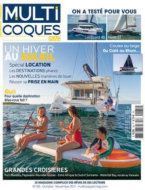 Multicoques Mag n°185