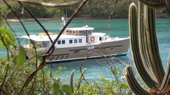 Partir en catamaran : à la voile ou au moteur ? Choisir selon son programme, selon ses envies...