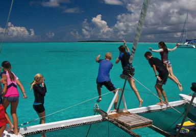 Objectif : Tour de monde - Le voyage en bateau, ou le plaisir d'aller au-devant des autres