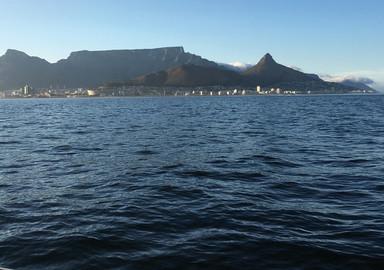 Bluenote : du diable ou de la météo à Cape Town