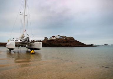 Escale automnale dans l'archipel méconnu des Ecréhou