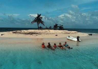 Partir en voyage en bateau, c'est profiter de la vie 24h/24. Alors forcément, au moment de rentrer, il va falloir gérer le changement de rythme !