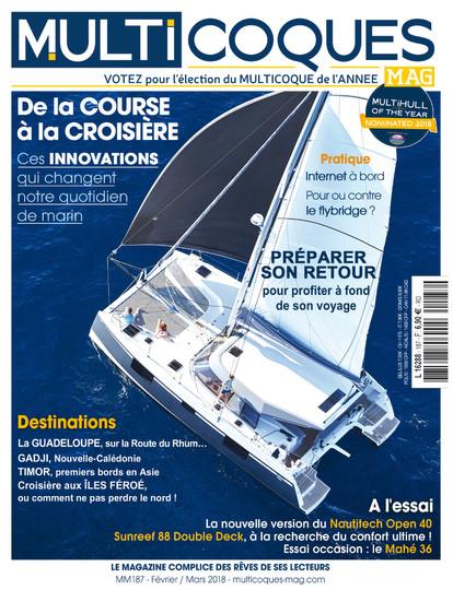 Multicoques Mag n°187