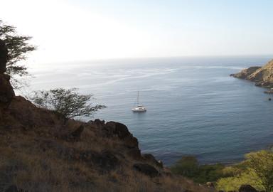 Mission Océan au Cap Vert : opération nettoyage des plages