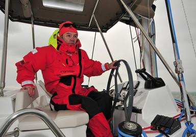 A l'essai : Helly Hansen Aegir Ocean Survival Suit