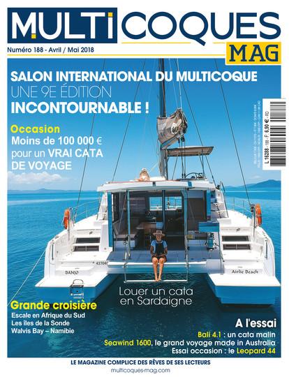 Multicoques Mag n°188