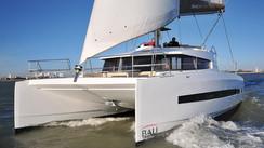 Quel catamaran de 40 pieds pour voyager ?
