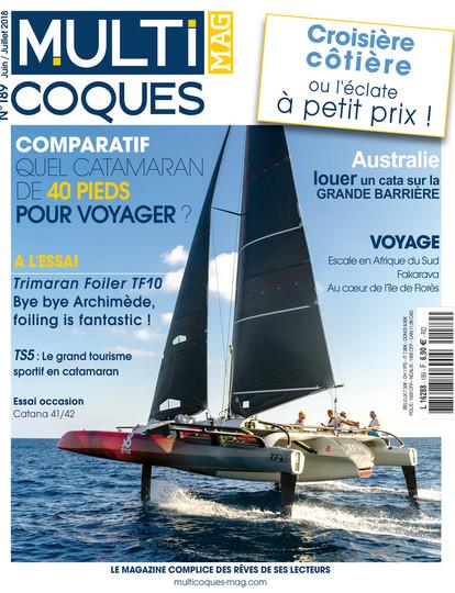 Multicoques Mag n°189