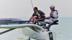 Navigation sportive en multicoque : On s'envole ou pas ?