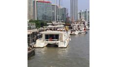 Catamarans à Shanghai