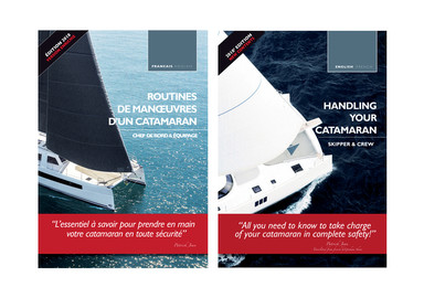 Routines de manœuvres / Handling your catamaran