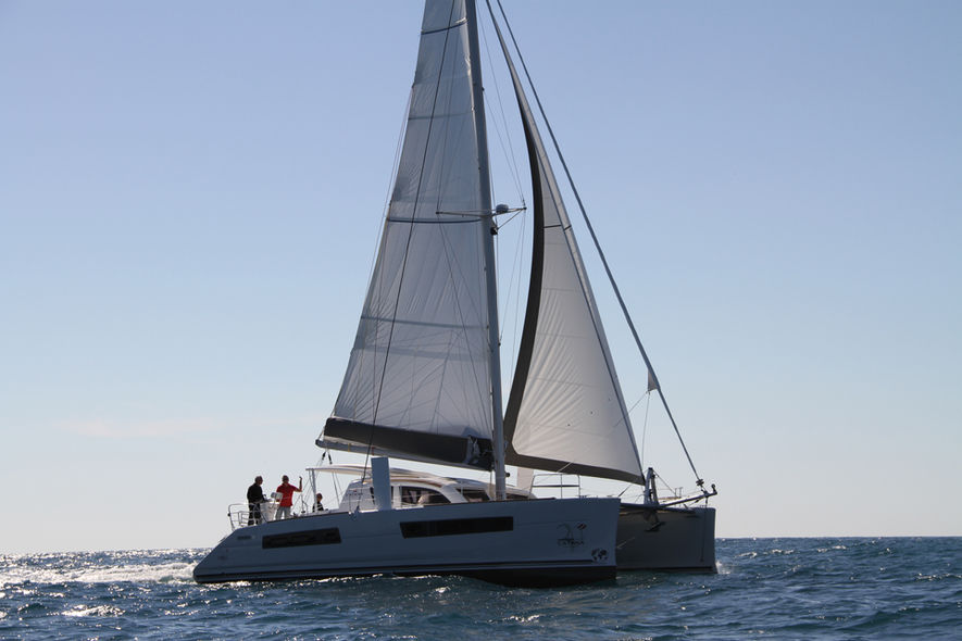 Régler les dérives de votre bateau étape 11