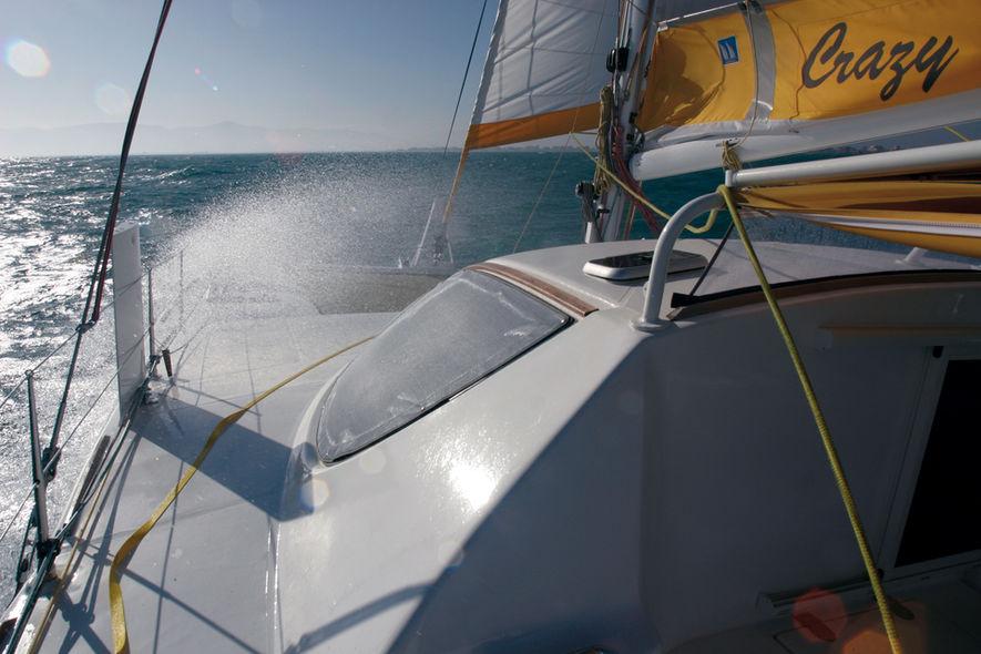 Régler les dérives de votre bateau étape 12