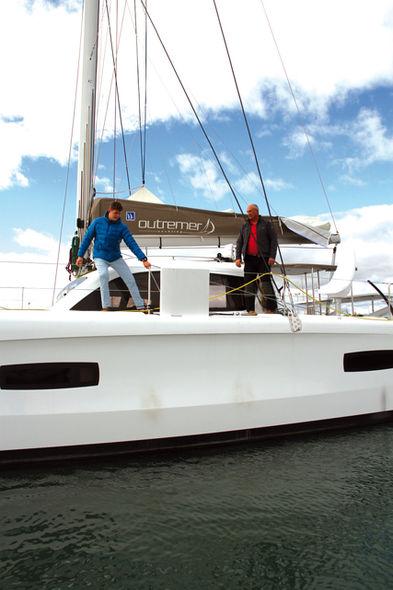 Régler les dérives de votre bateau étape 3