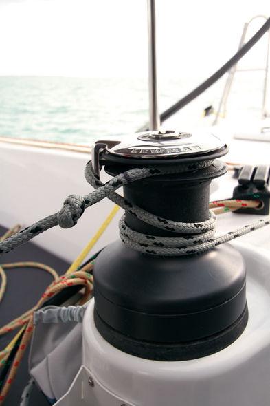 Régler les dérives de votre bateau étape 6