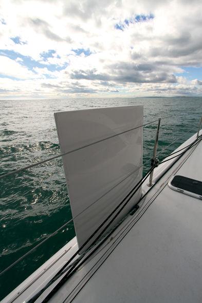 Régler les dérives de votre bateau étape 7