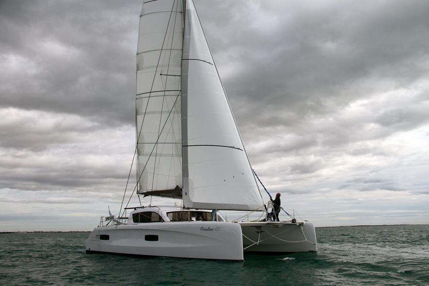 Régler les dérives de votre bateau étape 8