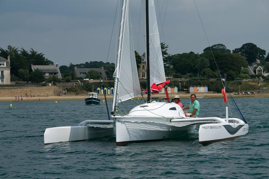 Régler les dérives de votre bateau étape 9