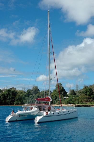 Les bons plans pour partir en catamaran