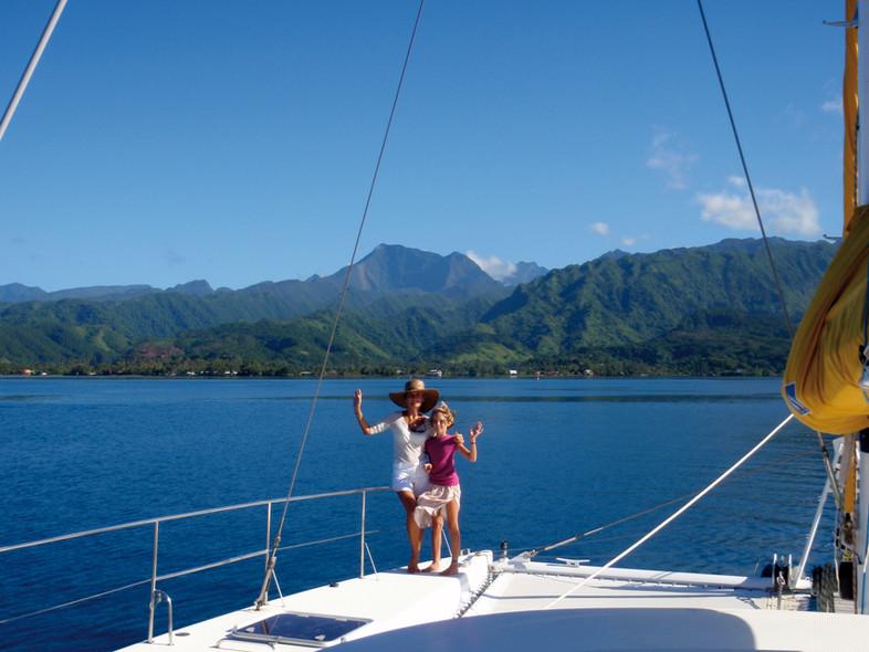 Chronique autour du monde : Tahiti et Moorea