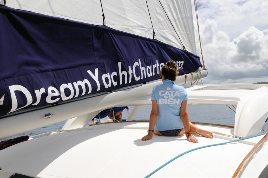 Copropriété ou gestion-location pour son catamaran ?