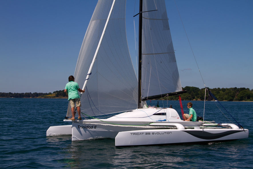 Guide d'achat multicoques 2015 : Day-boats