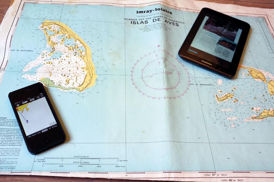 Internet à bord de son bateau