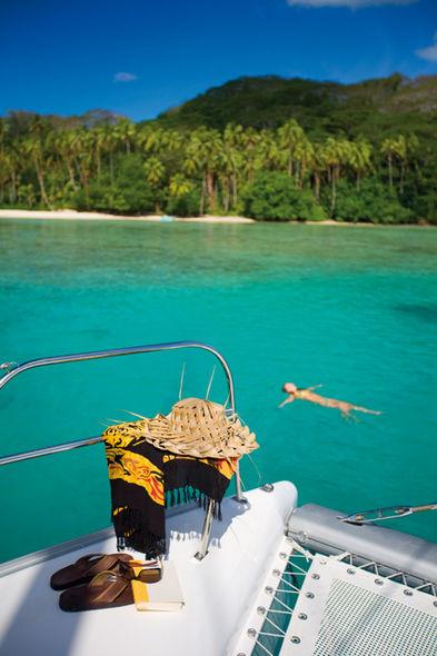 Partir en vacances en catamaran