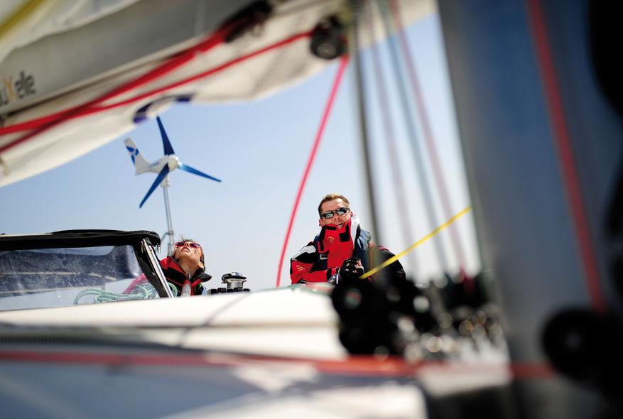 Sailing4Handicaps : réussite à Sainte-Lucie