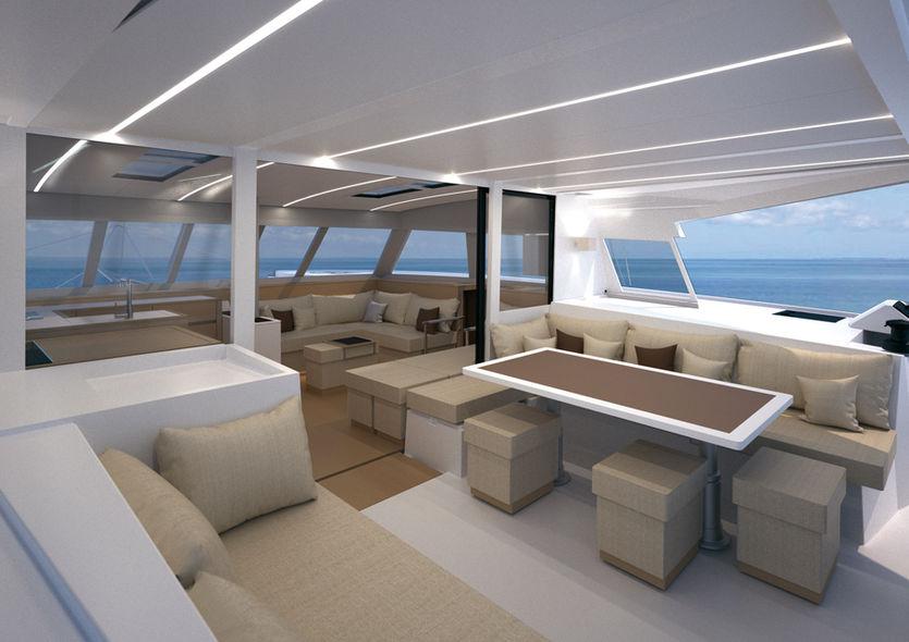 Salon nautique de Paris - de 41 à 50 pieds