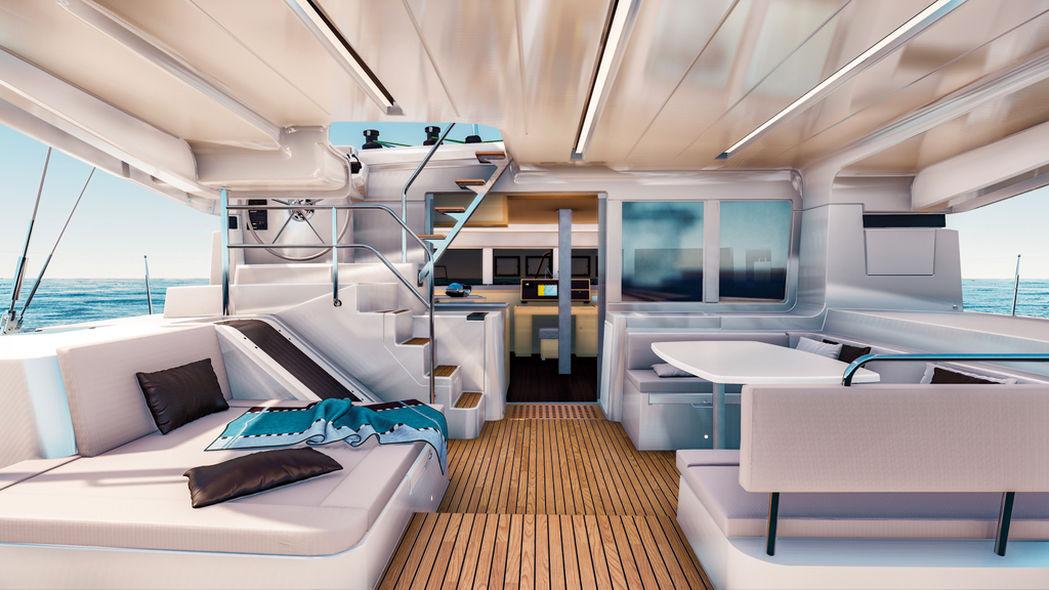 Salon nautique de Paris - de 50 à 60 pieds