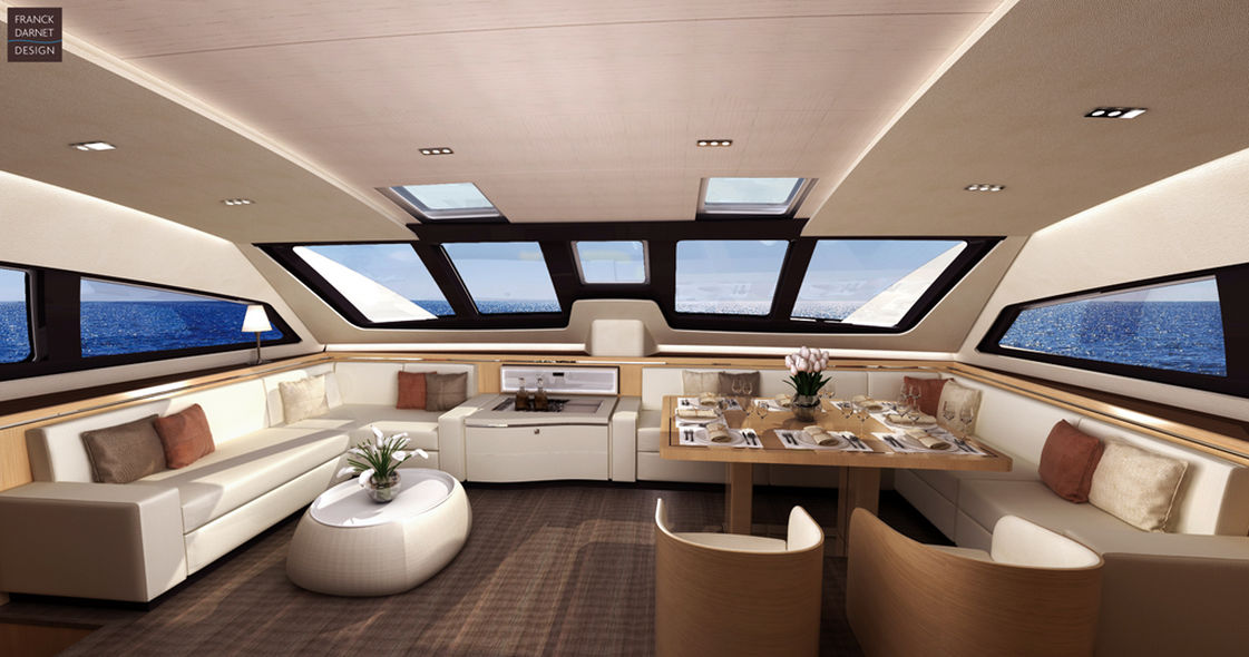Salon nautique de Paris - plus de 60 pieds