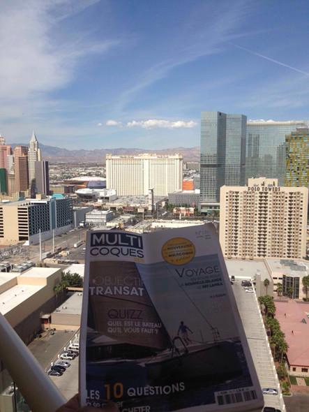 Spot des lecteurs Vegas