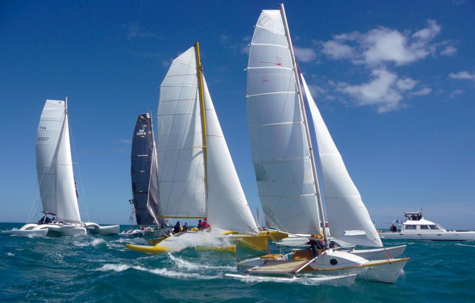 Trimaran ou catamaran pour la croisière ?