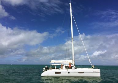 Moby : l'Atlantique en 14 jours