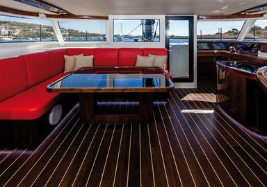 Sport yachts de 60 à 70'