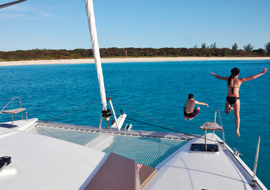 Partir avec ses enfants en vacances en bateau, c'est leur offrir les plus belles vacances possibles.