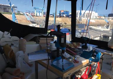 Sailing4handicap : la mission a commencé