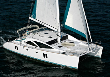 Le catamaran made in Discovery Yachts