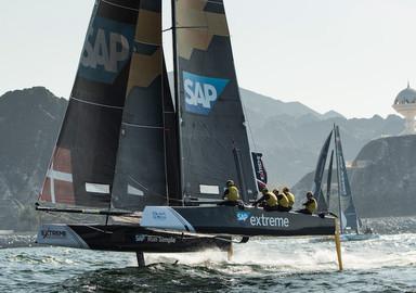 Extreme Sailing Series, c'est reparti!