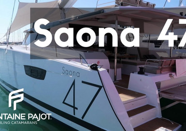 Le New 47 de Fountaine Pajot s'appelle…