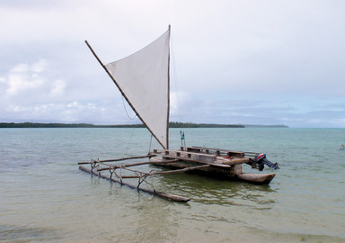 Chronique d'un voyage autour du monde : Vers l'île des Pins et Nouméa…