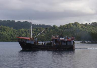 VANUATU, L'HEUREUSE DECOUVERTE… 1re partie
