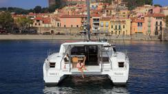 BALI 4.5 : Un catamaran confortable de 45', futé et bon marcheur